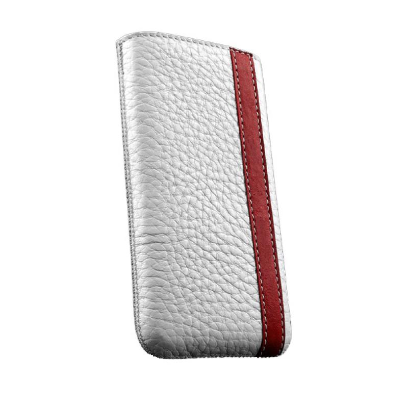 Sena Corsa iPhone 4 White Red - 1