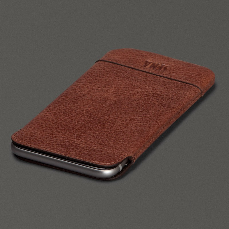 Sena Heritage UltraSlim iPhone 6 Plus Brown - 3