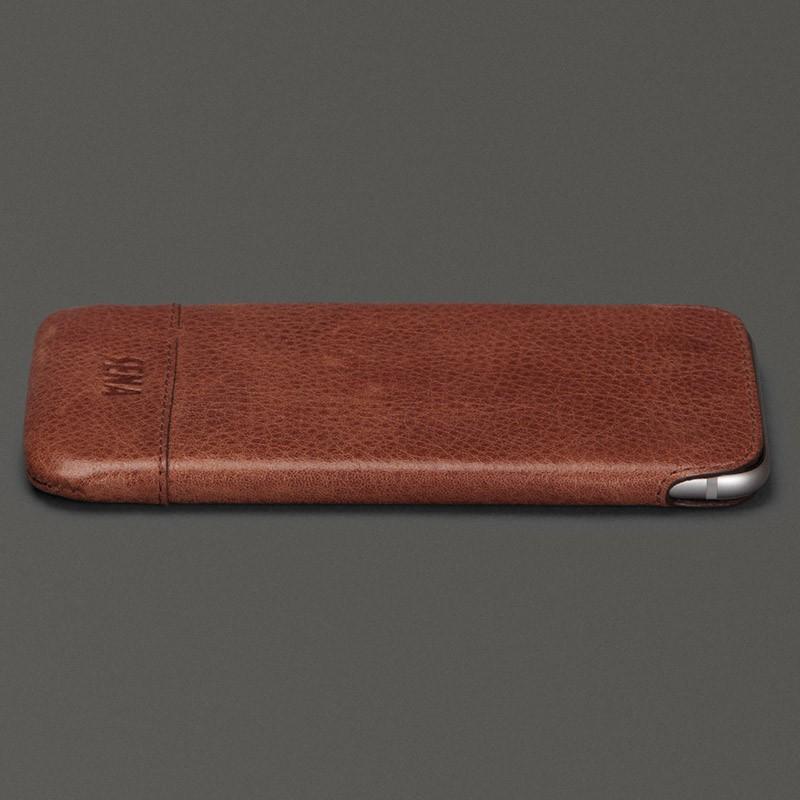 Sena Heritage UltraSlim iPhone 6 Plus Brown - 4
