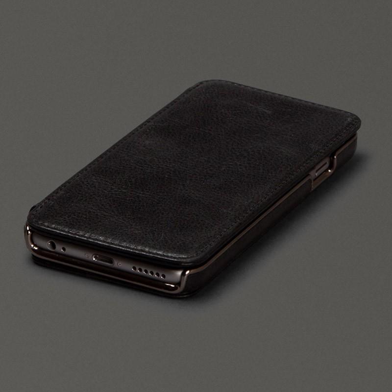 Sena Heritage Wallet Book iPhone 6 Black - 1