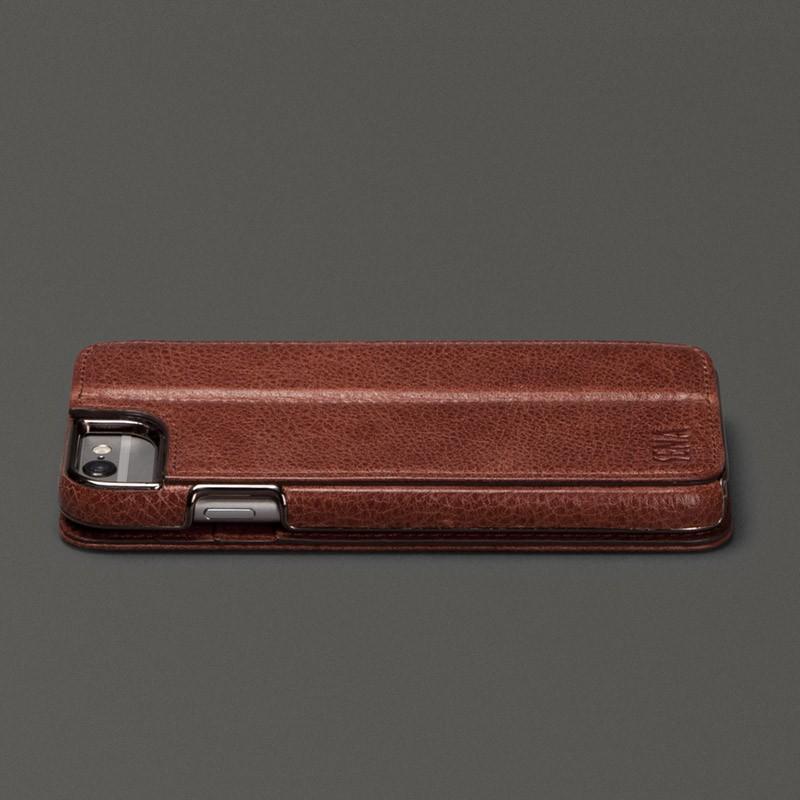 Sena Heritage Wallet Book iPhone 6 Praline - 4