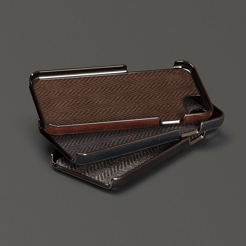 Sena Lugano Wallet iPhone 6 Plus Brown - 6