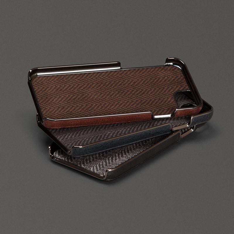 Sena Lugano Wallet iPhone 6 Black - 6