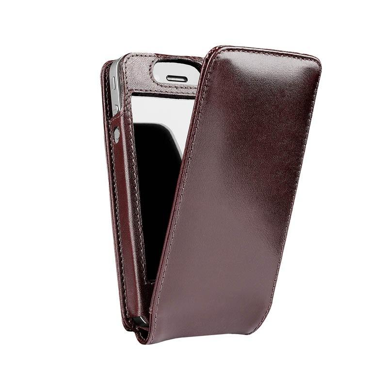 Sena Magnetflipper iPhone 5 Brown - 1