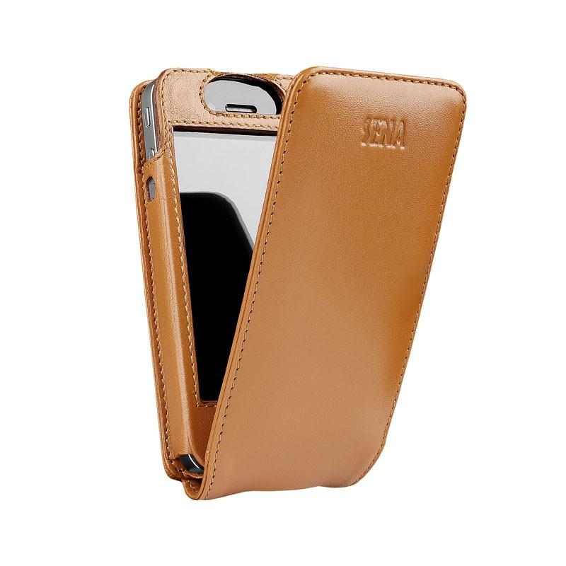 Sena Magnetflipper iPhone 5 Tan Brown - 1