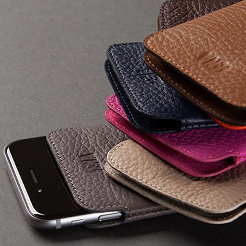 Sena Ultraslim Classic iPhone 6/6S Fuchsia - 4