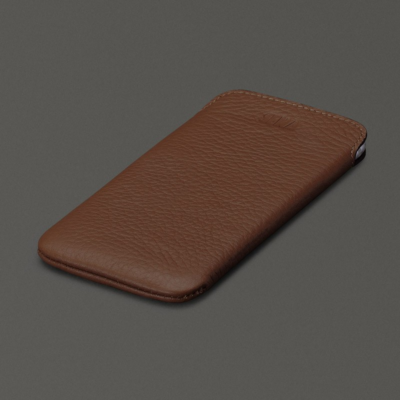 Sena Ultraslim Classic iPhone 6/6S Caramel - 1