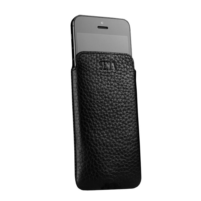 Sena Ultraslim iPhone 5 Purple - 5