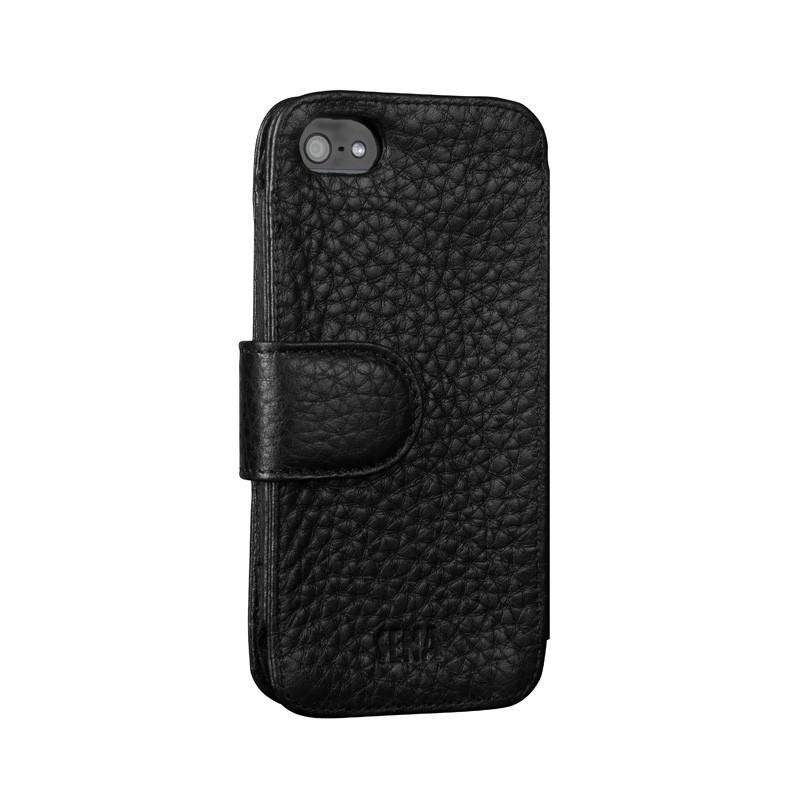 Sena Walletbook iPhone 5 Brown - 2