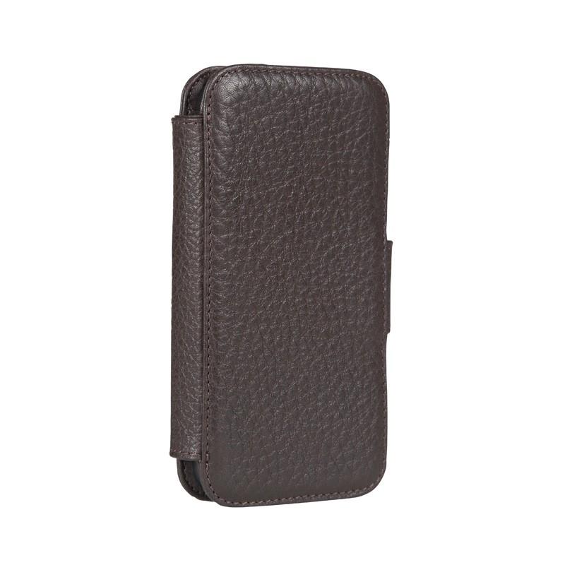 Sena Walletbook iPhone 5 Brown - 1