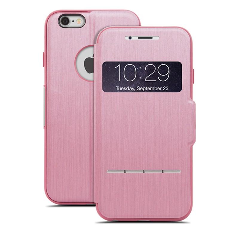 Moshi SenseCover iPhone 6 Plus Rose Pink - 1