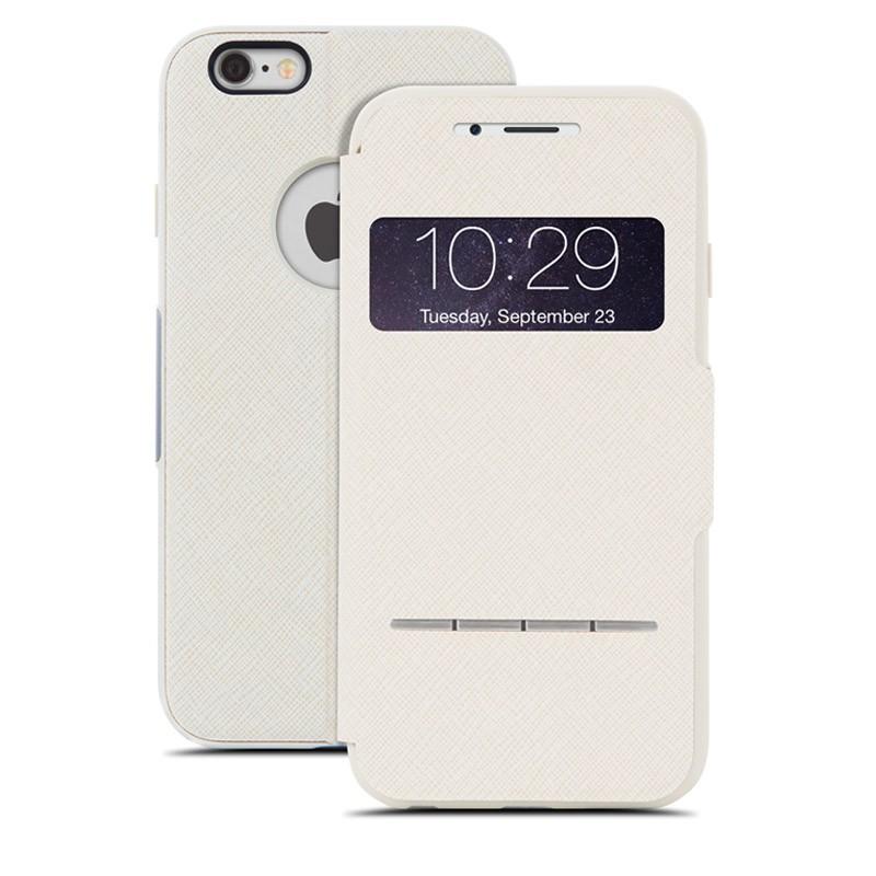 Moshi SenseCover iPhone 6 Plus Sahara Beige - 1
