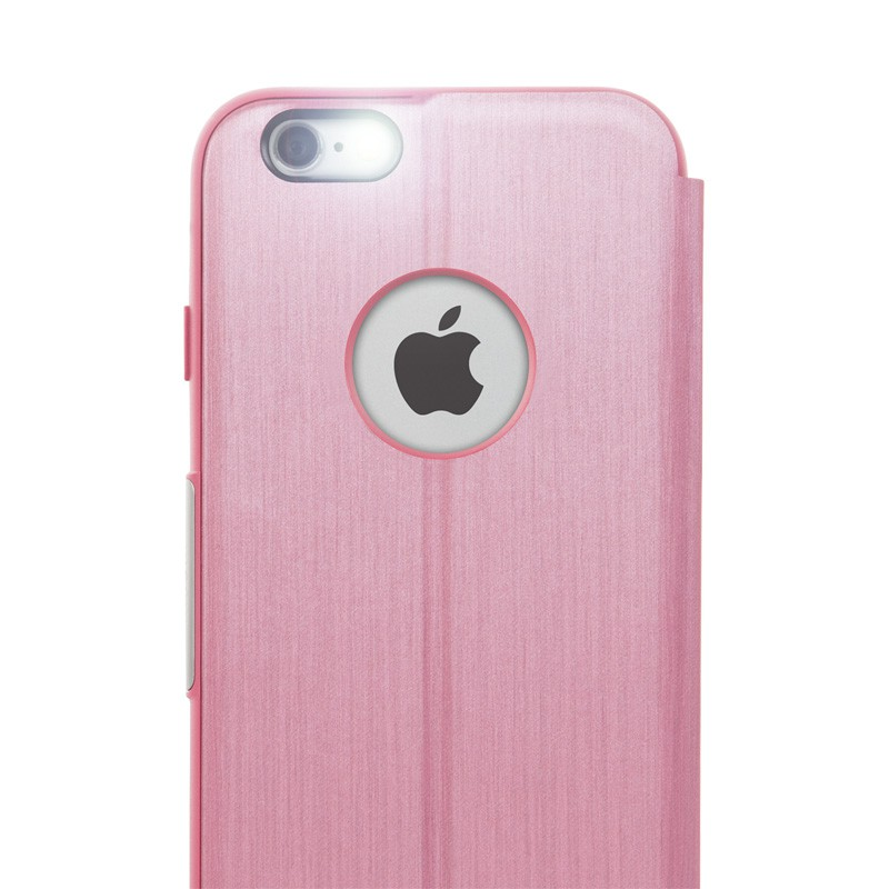 Moshi SenseCover iPhone 6 Plus Rose Pink - 2