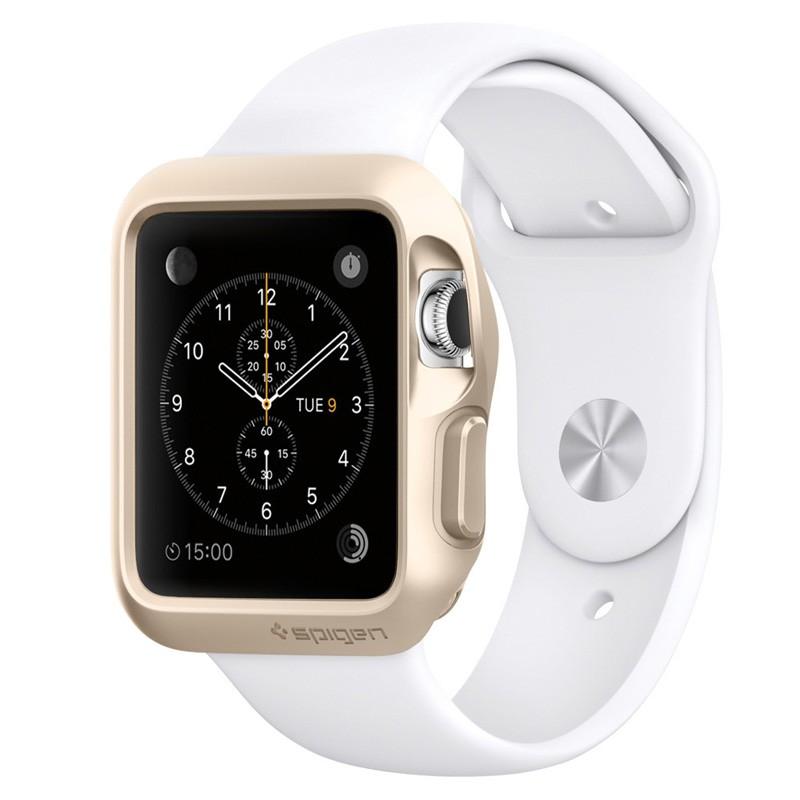 Spigen Slim Armor Apple Watch 38mm Gold - 1