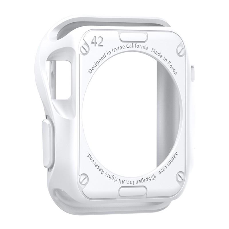 Spigen Slim Armor Case Apple Watch 42mm Silver - 2