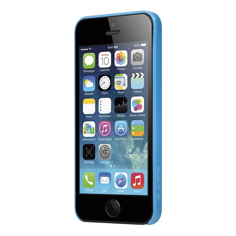 LAUT SlimSkin iPhone 5/5S Blue - 2