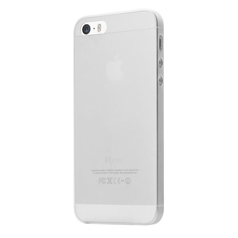 LAUT SlimSkin iPhone 5/5S Clear - 1