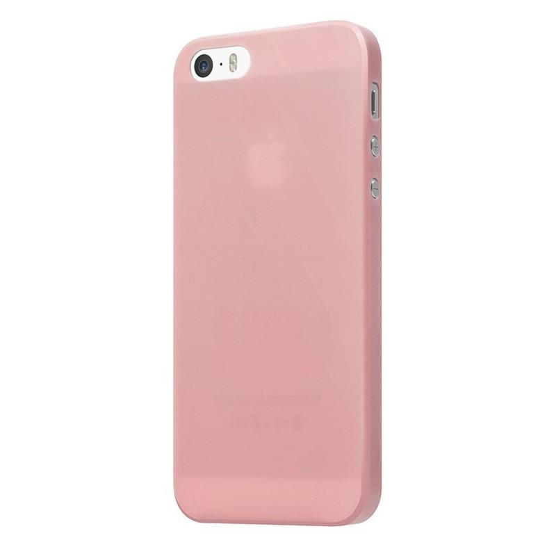 LAUT SlimSkin iPhone 5/5S Pink - 1