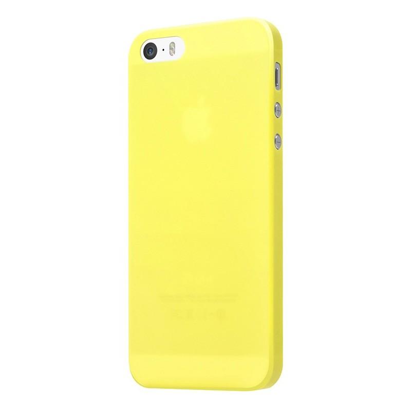 LAUT SlimSkin iPhone 5/5S Yellow - 1