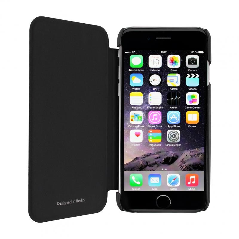 Artwizz SmartJacket iPhone 6 Black - 2
