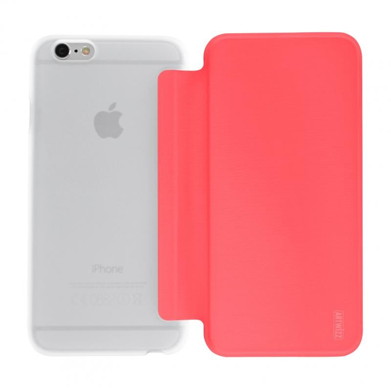 Artwizz SmartJacket iPhone 6 Pink - 2