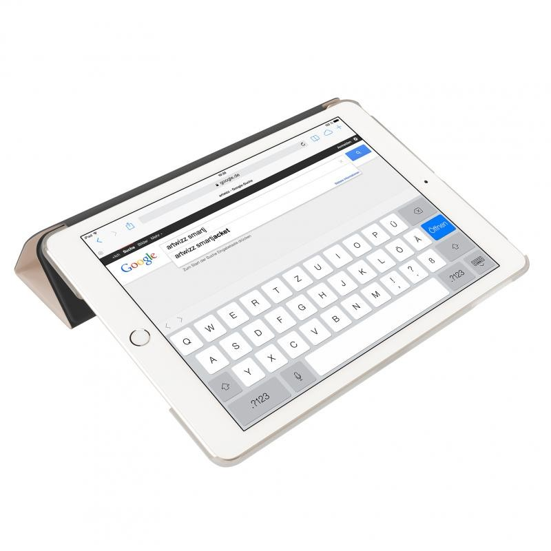 Artwizz SmartJacket Folio iPad Air 2 Gold - 5