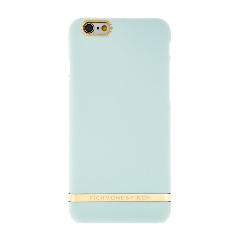 Richmond & Finch Smooth Satin Soft iPhone 6 / 6S Blue - 1
