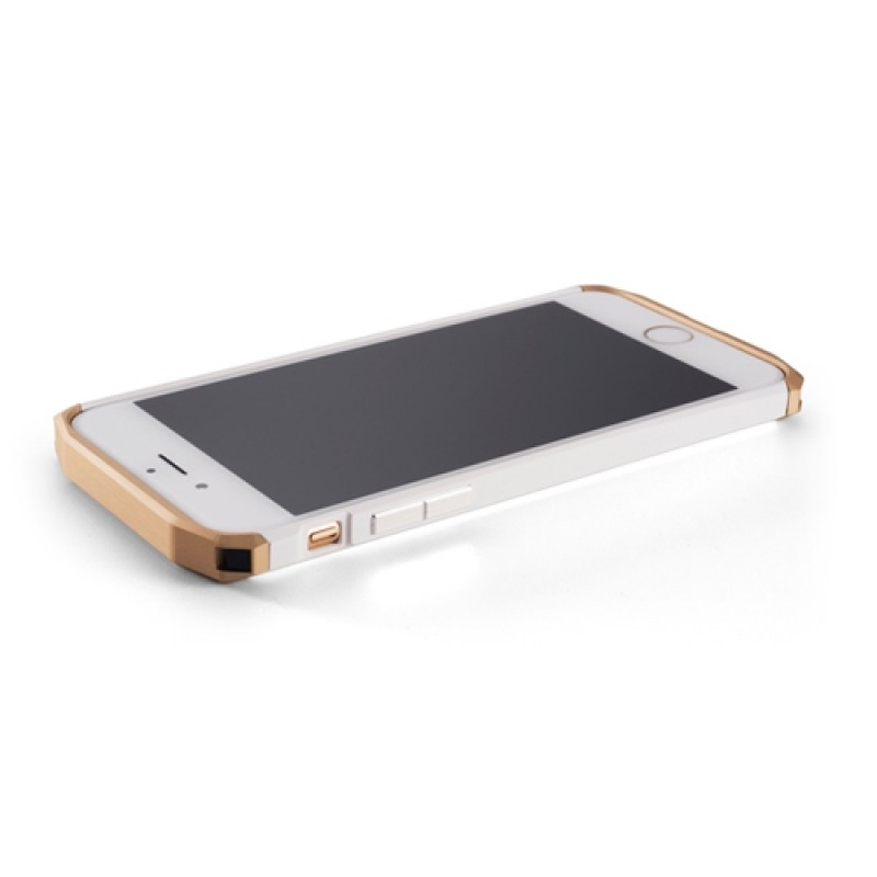 Element Case Solace iPhone 6 White/Gold - 6