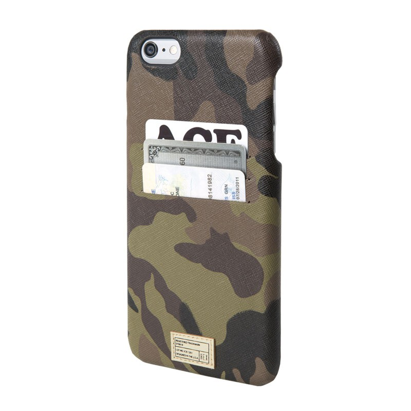 HEX Icon Wallet Case iPhone 6 Camo - 1