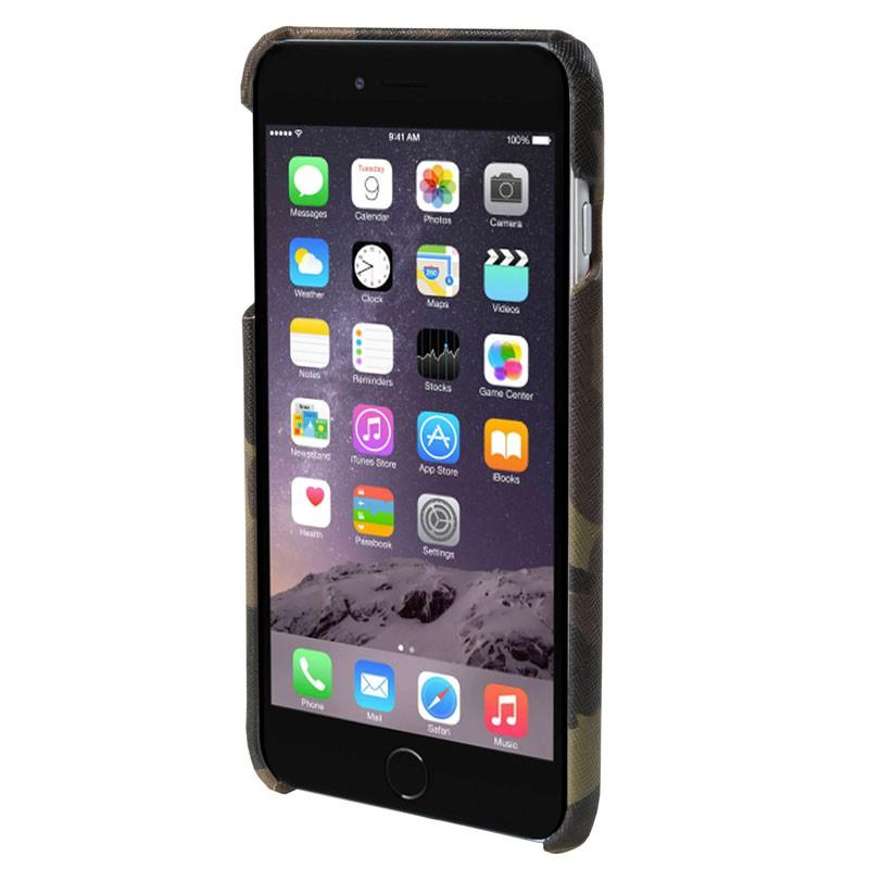 HEX Solo Wallet Case iPhone 6 Plus Camo - 2