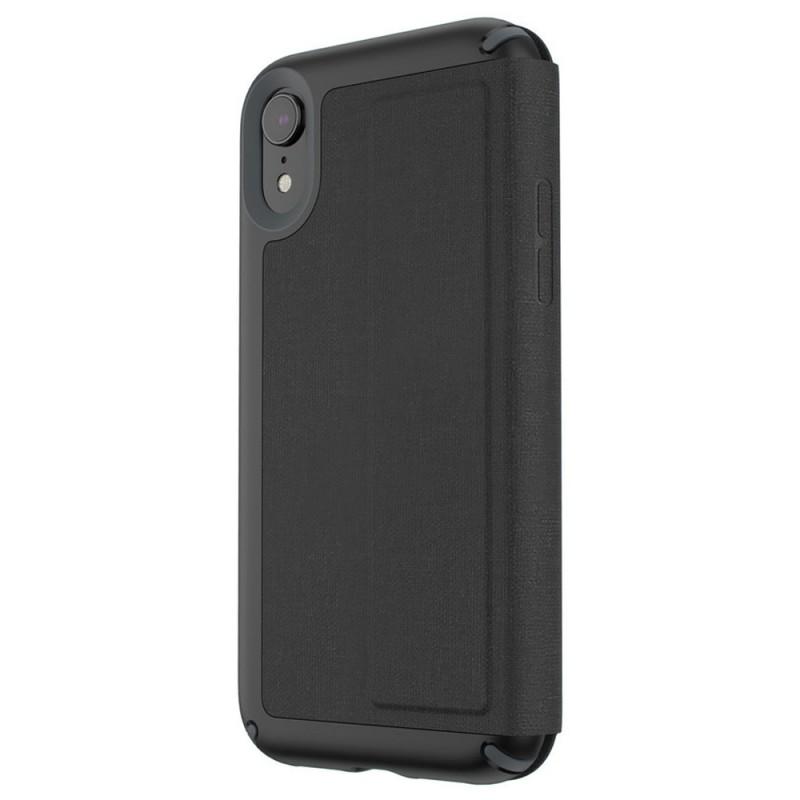 Speck Presidio Folio iPhone XR Hoesje Zwart 02