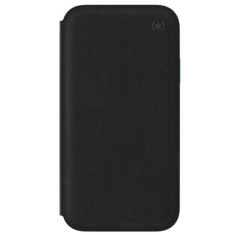 Speck Presidio Folio iPhone XR Hoesje Zwart 10