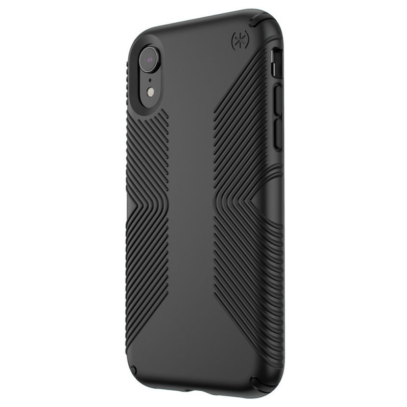 Speck Presidio Grip Case iPhone XR Zwart 02
