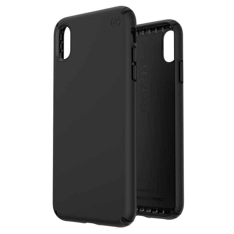 Speck Presidio Pro iPhone XS Max Hoesje zwart 05