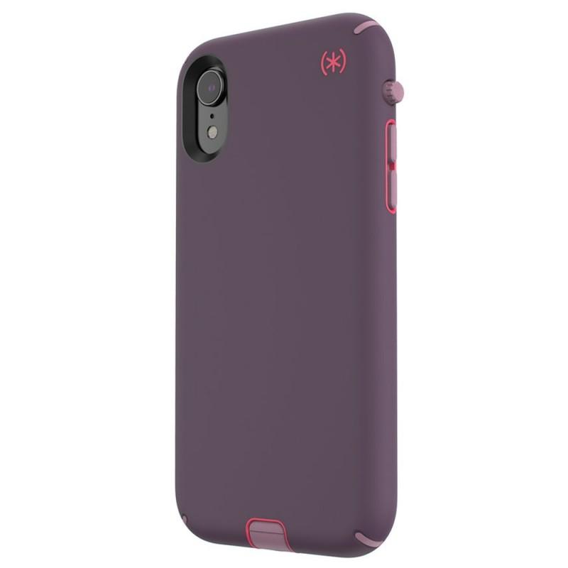 Speck Presidio Sport iPhone XR Hoesje Paars 02