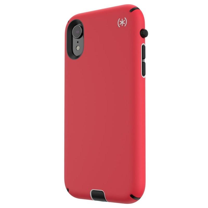 Speck Presidio Sport iPhone XR Hoesje Rood 02