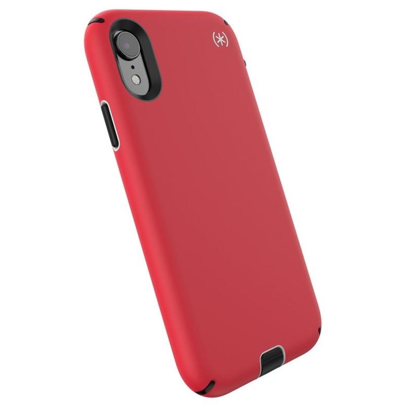 Speck Presidio Sport iPhone XR Hoesje Rood 06