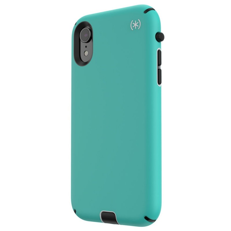Speck Presidio Sport iPhone XR Hoesje Teal 02