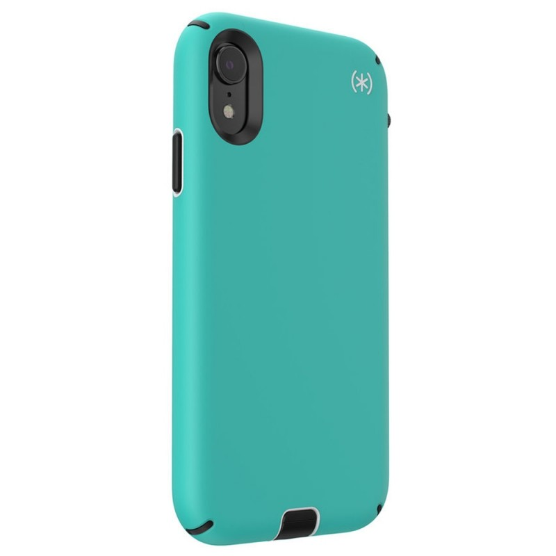 Speck Presidio Sport iPhone XR Hoesje Teal 04