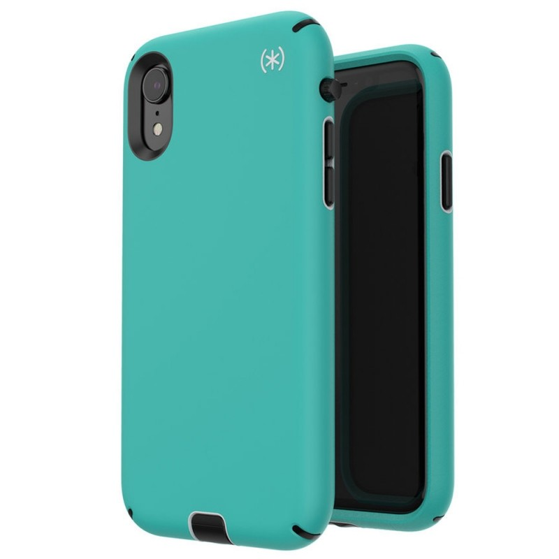 Speck Presidio Sport iPhone XR Hoesje Teal 05