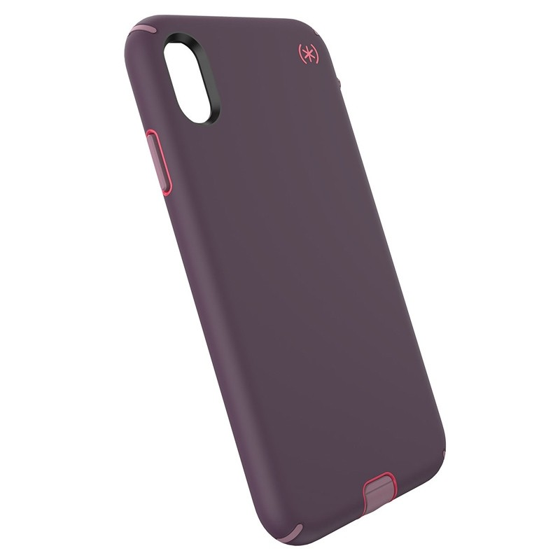 Speck Presidio Sport iPhone XS Max Case Paars 03