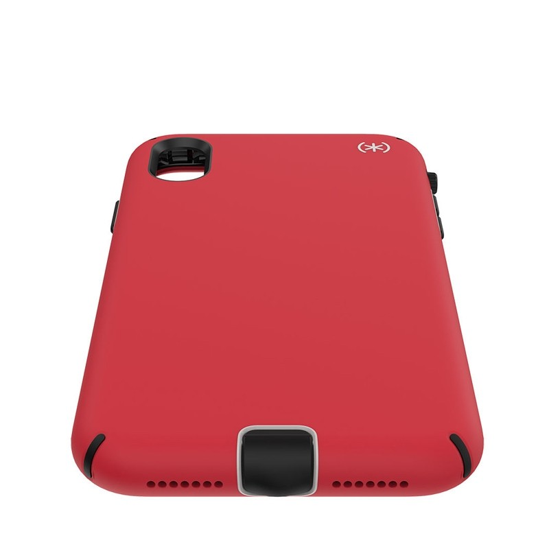 Speck Presidio Sport iPhone XS Max Case Rood 04