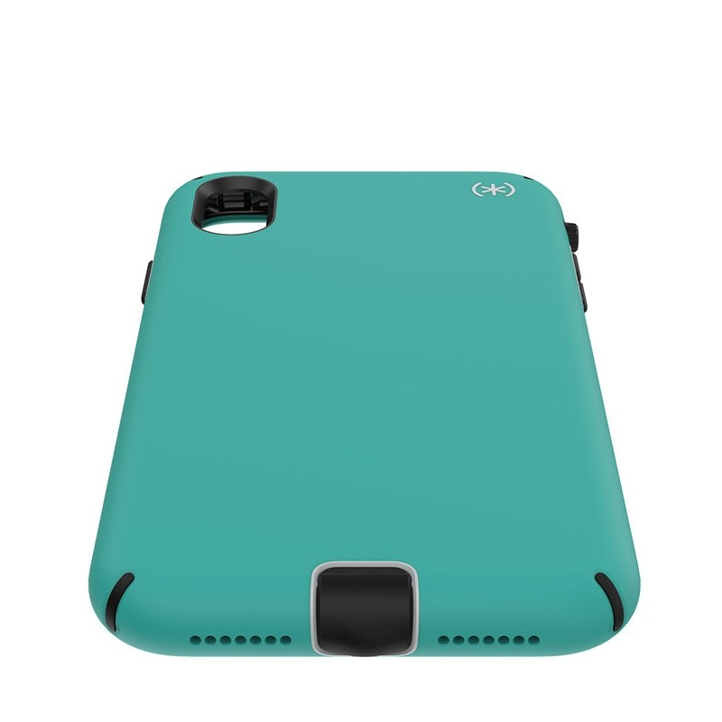 Speck Presidio Sport iPhone XS Max Case Teal 04