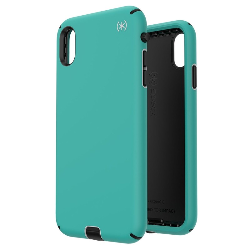 Speck Presidio Sport iPhone XS Max Case Teal 05