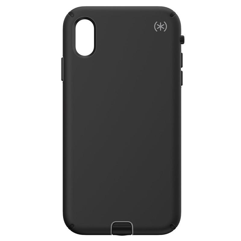 Speck Presidio Sport iPhone XS Max Case Zwart 01