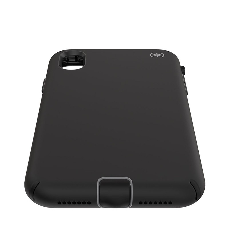 Speck Presidio Sport iPhone XS Max Case Zwart 04