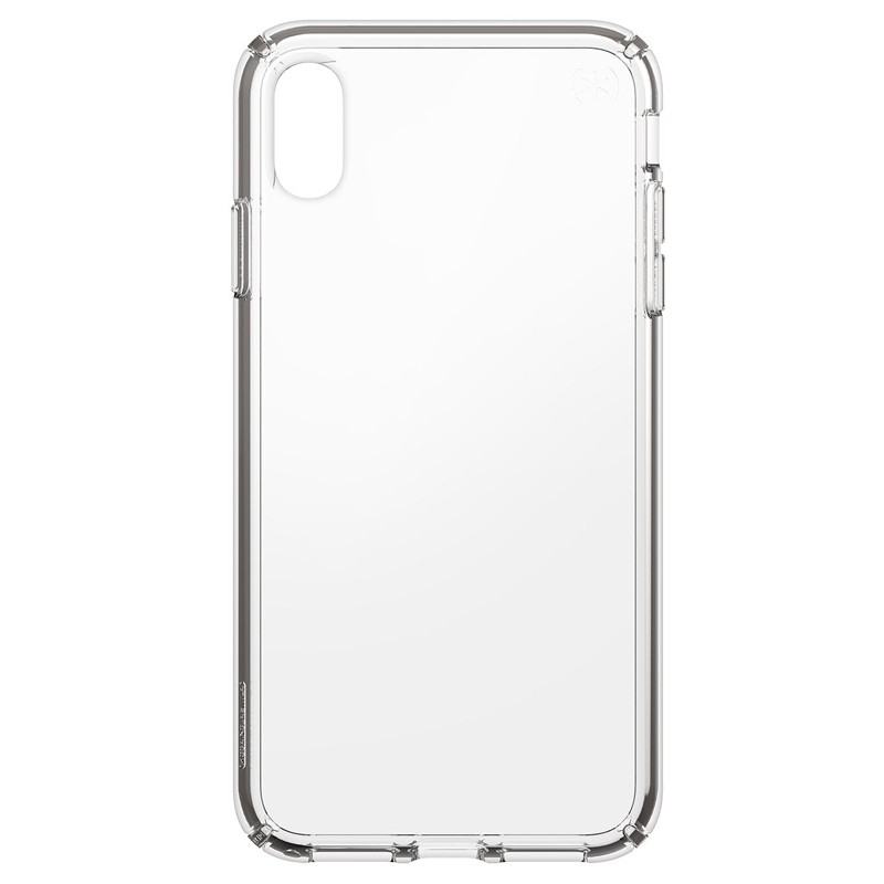 Speck Presidio Stay Clear iPhone XS Max Transparant 01