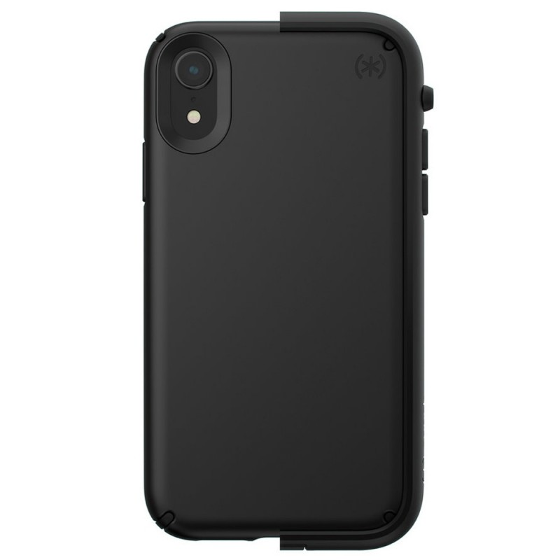 Speck Presidio Ultra iPhone XR Hoes Zwart 06