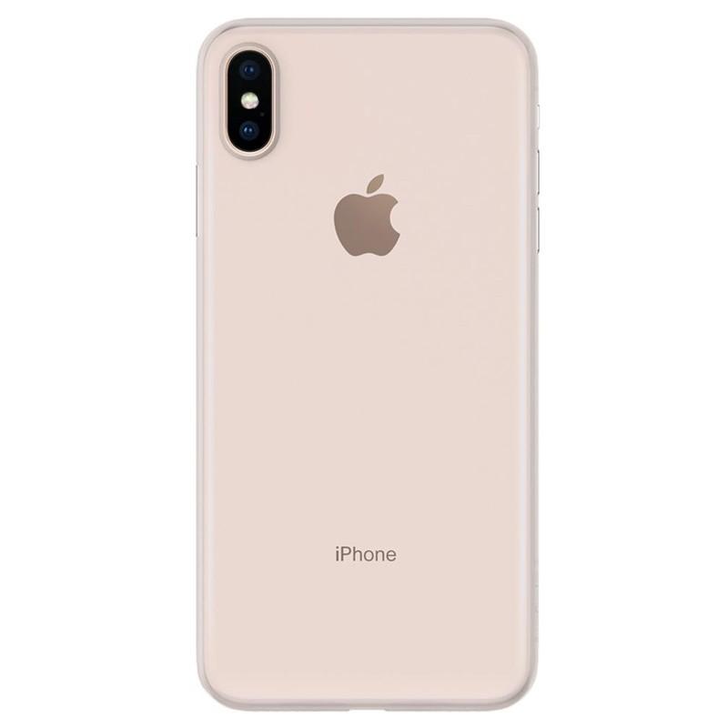 Spigen Air Skin iPhone XS Max Hoesje XS Max Wit 01