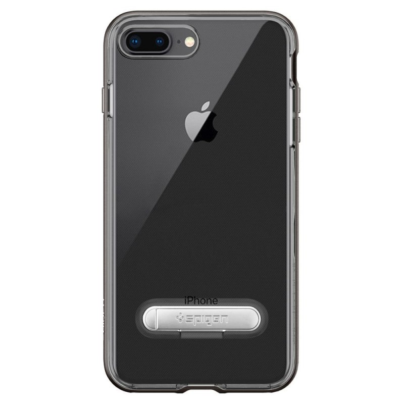 Spigen Crystal Hybrid iPhone 8 Plus/7 Plus Gunmetal - 7